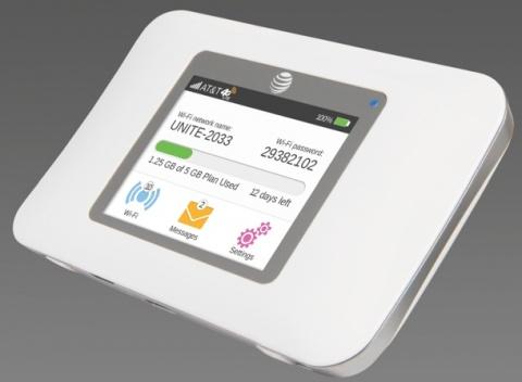 AT&T Unite Sierra Wireless