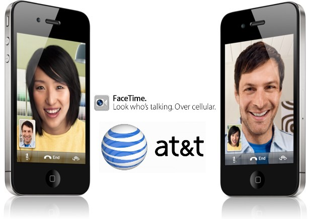 at&t facetime for unlimited plans