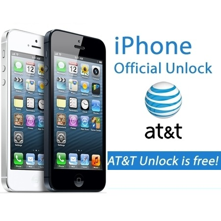 Factory Unlock iPhone Locked to AT&T Network Free of Charge