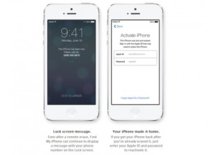 find my iphone activation lock disable remote