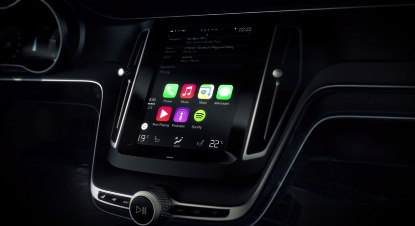 Apple iOS in the Car Integration Released in CarPlay Update for iPhone 5S / 5c / 5