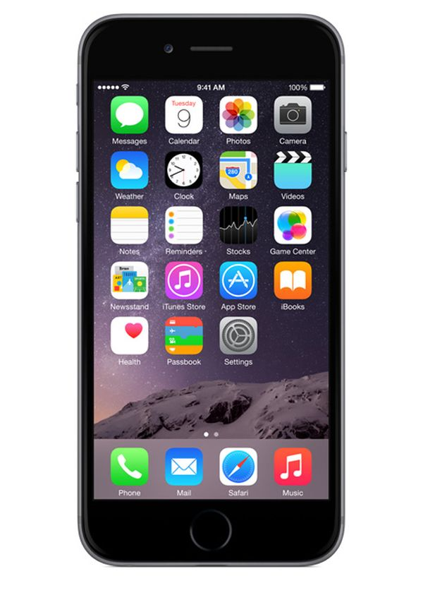 "AT&T Claims iPhone 6 ""Biggest iPhone"" for U.S. Carrier"