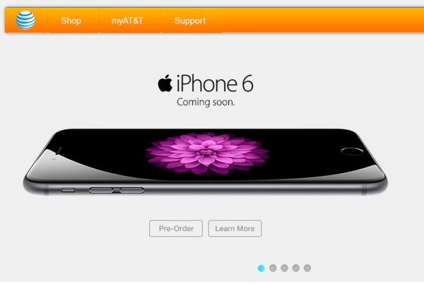 check iphone 6 pre order