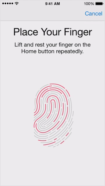 apple improve touch id security
