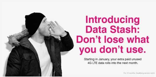 T-Mobile Data Stash Plan