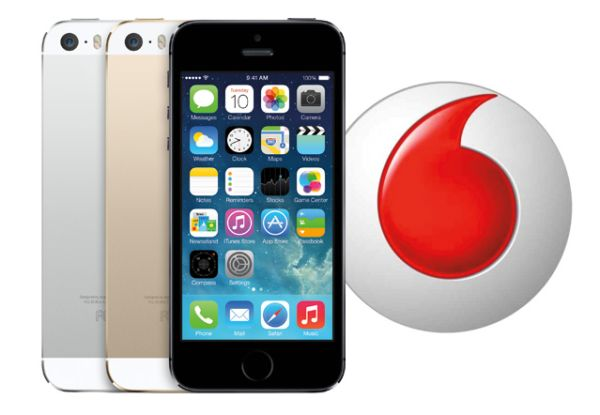 Vodafone iPhone UK Carrier