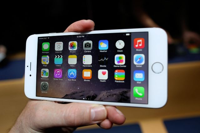iPhone 6 plus sales in India
