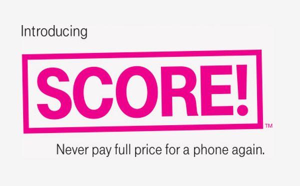 T-Mobile Score Program U.S.