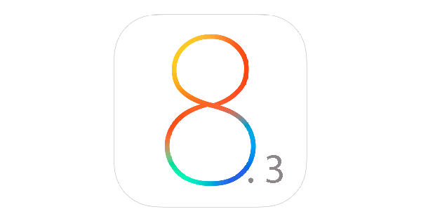 download iOS 8.3 firmware