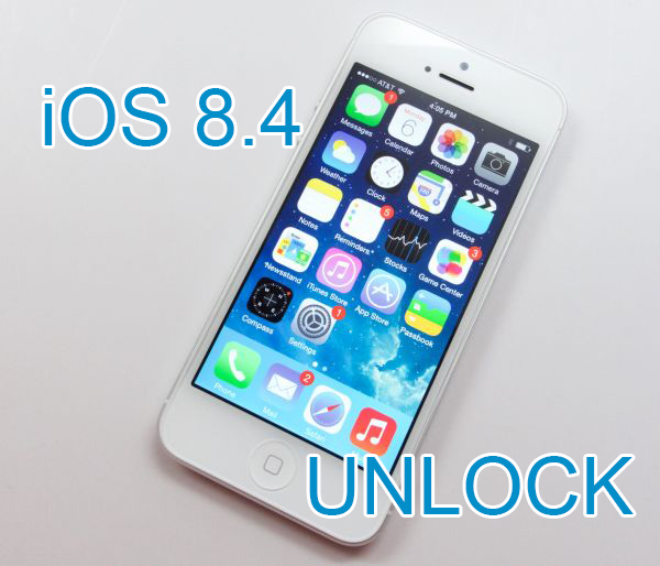 How to Unlock AT&T iPhone 6 iOS 8.4 Smartphone