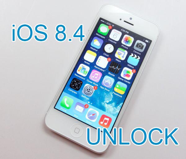 iOS 8.4 SIM Unlock AT&T iPhone