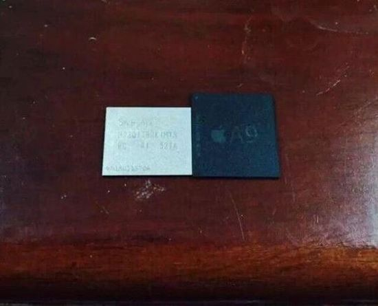 iPhone 6S A9 Processor Leaked