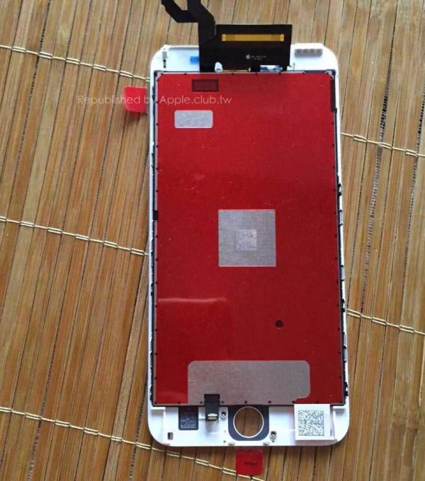iPhone 6S Plus Force Touch Leakage