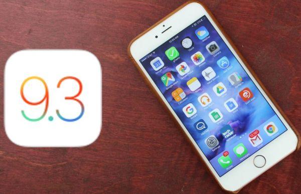 iOS 9.3 Hidden Features