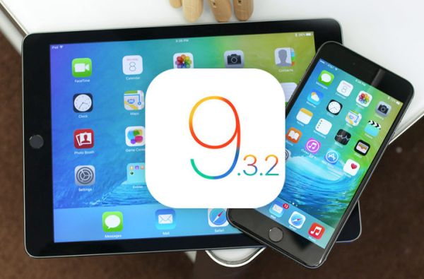 Why to Install iOS 9.3.2 Firmware iPhone iPad Apple