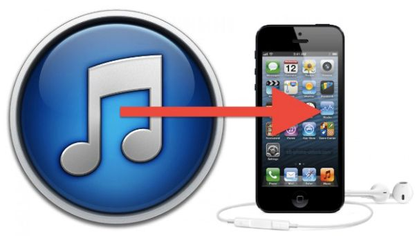 Add Songs Music to New iPhone How to