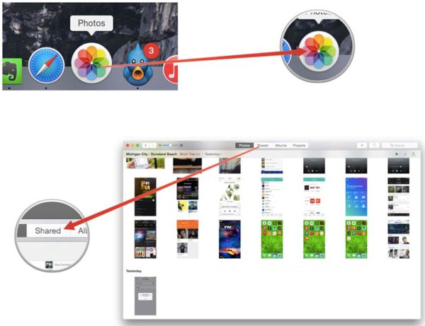 iCloud Users Can Enjoy Great Photo Sharing Option on Mac