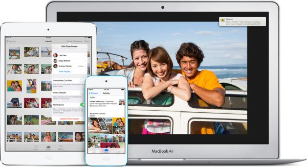 iCloud Photo Sharing on Mac iOS 10