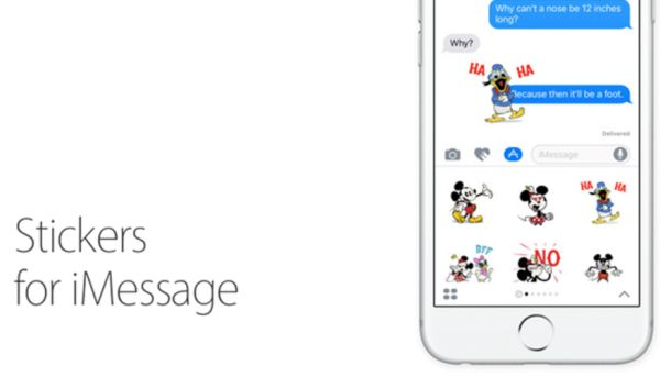 iMessage Stickers iOS 10 iPhone