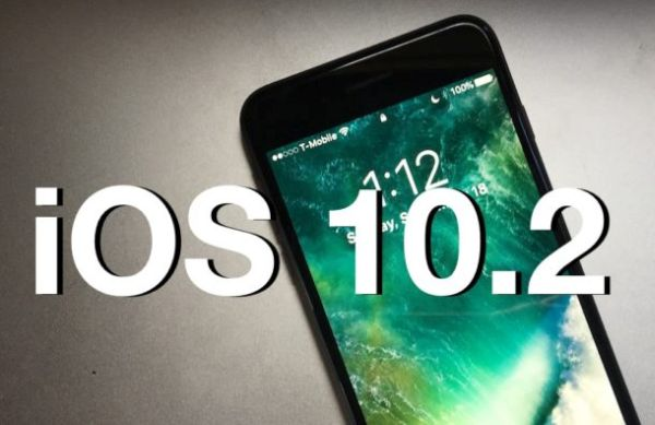 iOS 10.2 Features Settings for iPhone Camera
