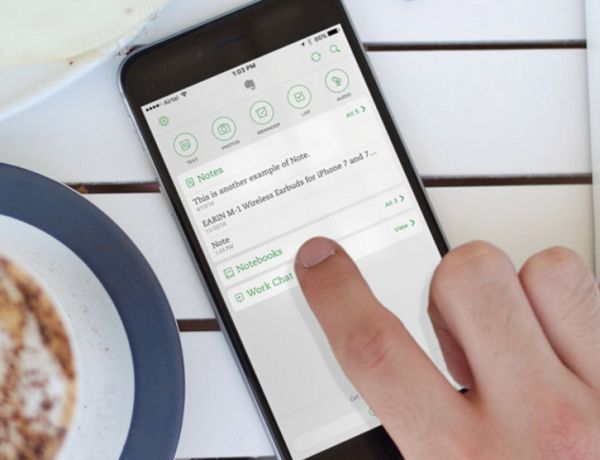 How to Transfer Files on iPhone: iOS Notes App Tutorial for Evernote Users