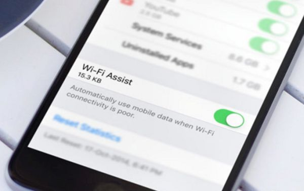 How to Check Your iPhone 7 WiFi Assist Data Usage on iOS 10