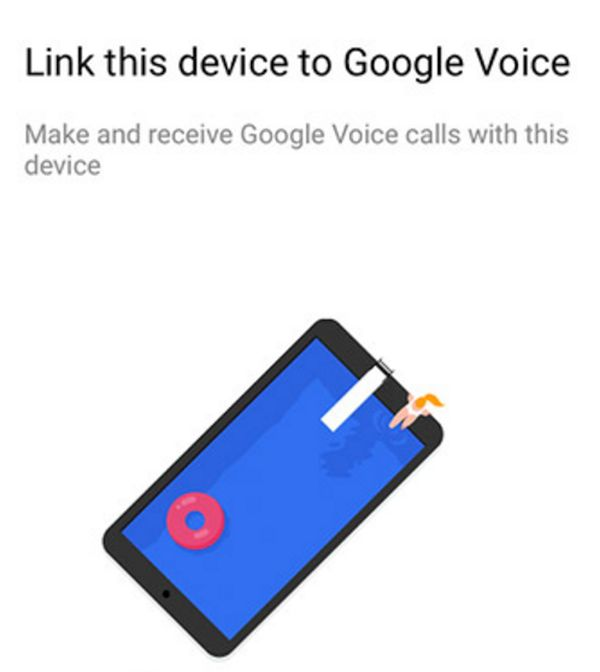 Link Google Voice How to Guide