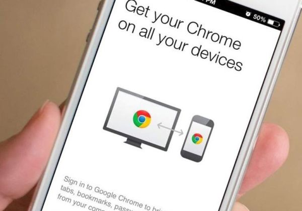 Update Chrome App on iPhone iOS 10