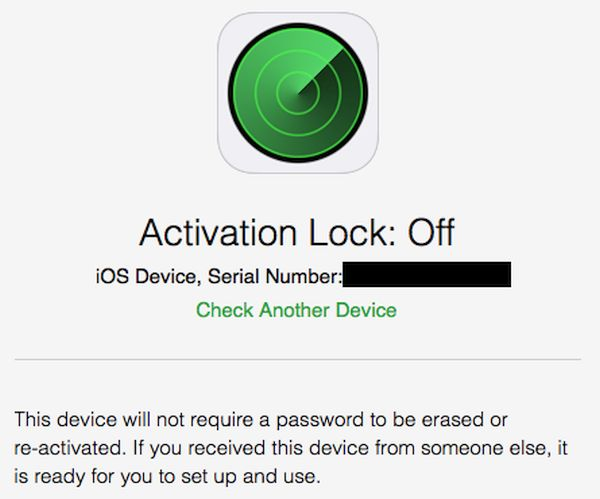 How to Check Your iPhone Activation Lock Status for Free Online