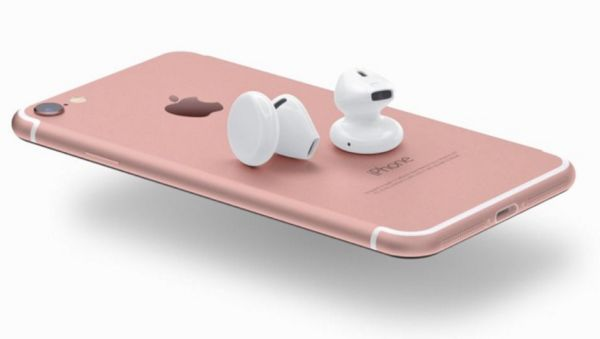 iPhone 7 AirPods How to Pair