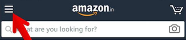 Phone Amazon App