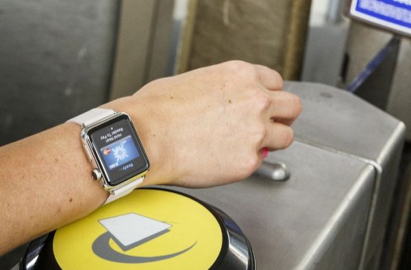 Apple Pay Issue London Underground