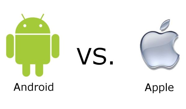 Apple iPhone Crash vs Android Phone Crash Comparison
