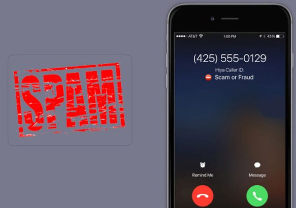 Block Spam Fraud iPhone Calls on iOS 10