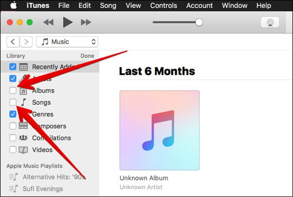 iTunes 12 Customization Edit Guide