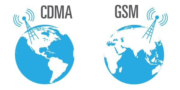 GSM vs CDMA iPhone
