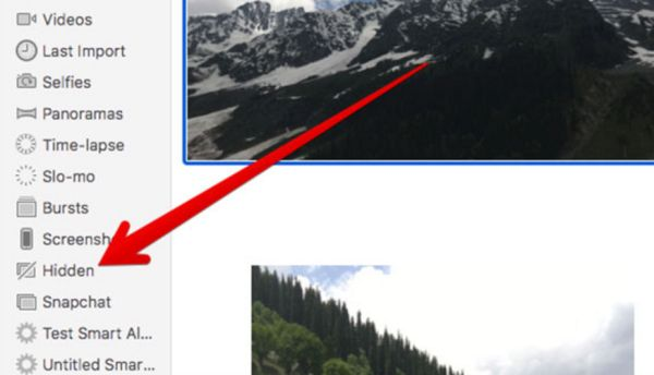 View Hidden Photos Mac Guide