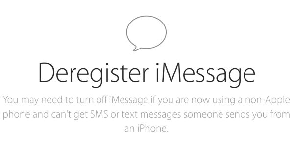 How to Deregister iMessage iPhone Guide
