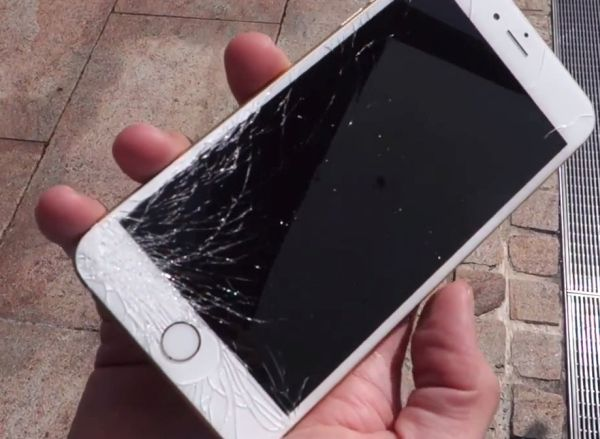 How to Fix iPhone 6s Cracked Screen