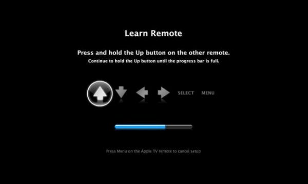 Apple TV learns new remote