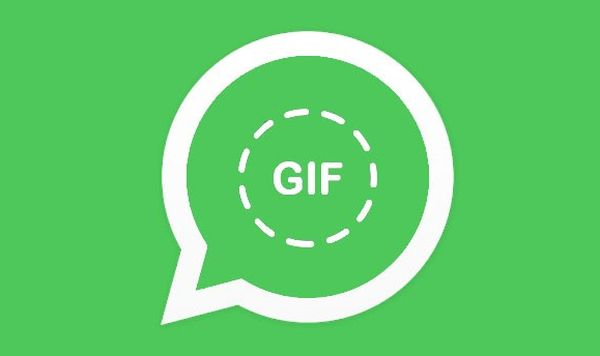 How to Send GIF Messages iPhone WhatsApp