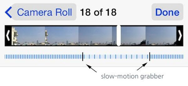 Record slow motion videos on iPhone 7 iOS 10 How to guide