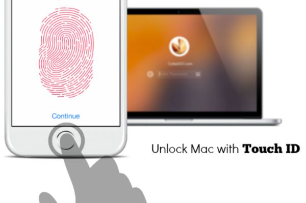 How to Unlock Mac with Touch ID