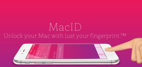 How to Unlock Old Mac with Touch ID Fingerprint Scanner