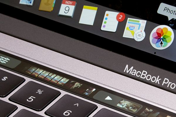 Mac Touch Bar Apple Notes Tips