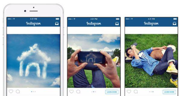 Carousel Tips Instagram iOS 10