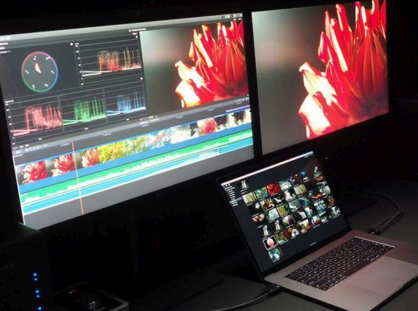 LG UltraFine 5K Display for Apple Mac computers