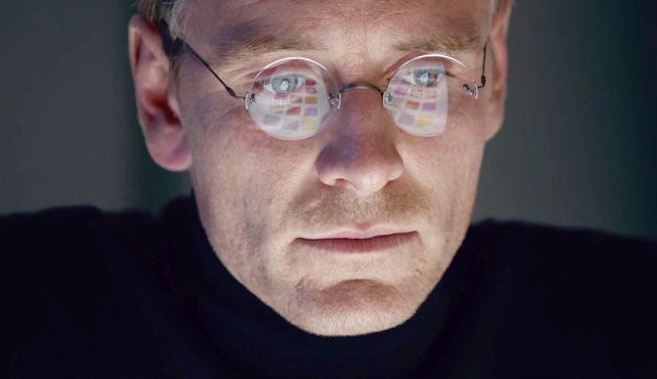 Michael Fassbender Steve Jobs Movie 2015