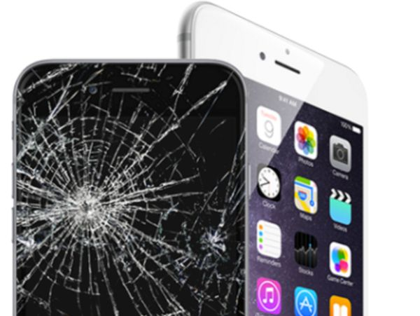 Repair Cracked iPhone Display Screen Service