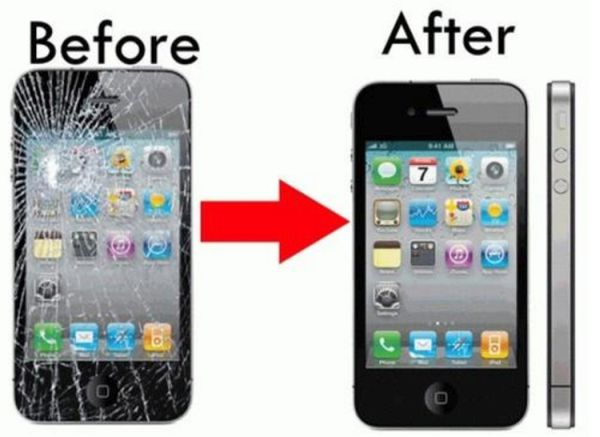 Repair iPhone Screen Replace DIY Kit